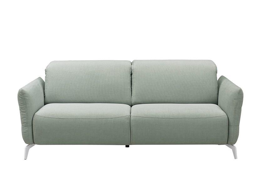 Upholstered fabric sofa LIVEA   Sofa - GAUTIER FRANCE