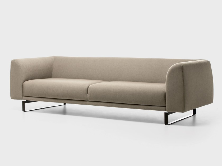 Sled base sofa TAILOR | Sofa - La Cividina