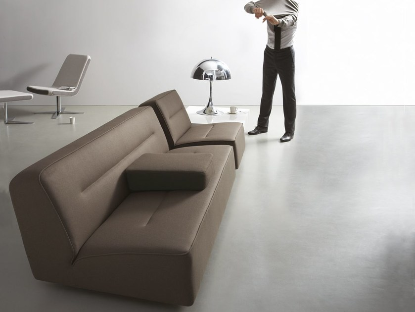 Fabric sofa WAVE   Sofa - Palau
