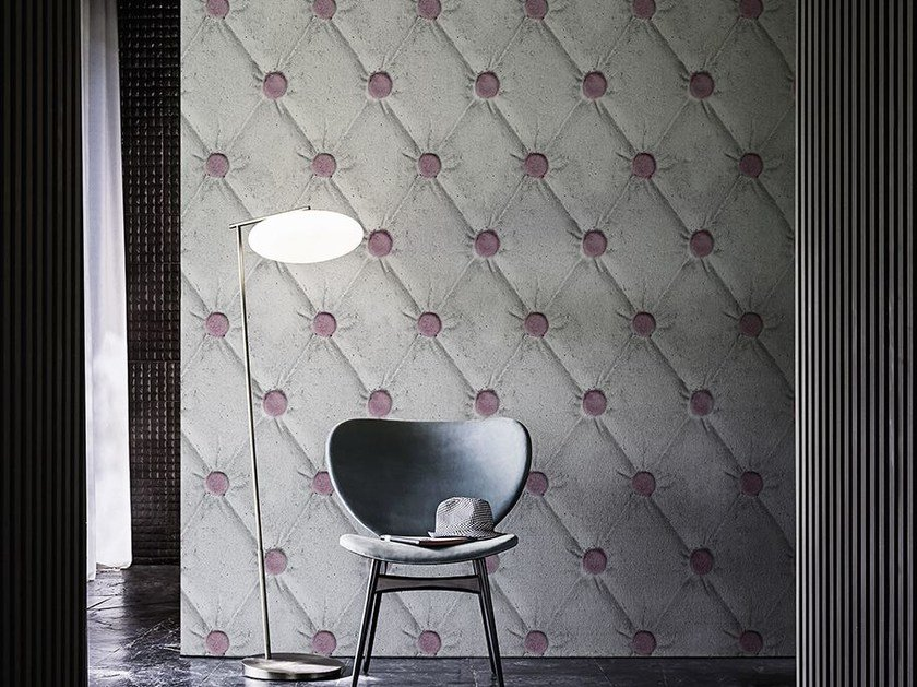Motif wallpaper SOFA by Wall&decò