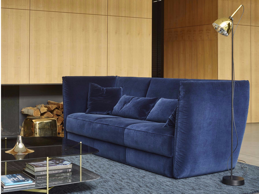 3 seater fabric sofa SOFTLY | 3 seater sofa by Ligne Roset