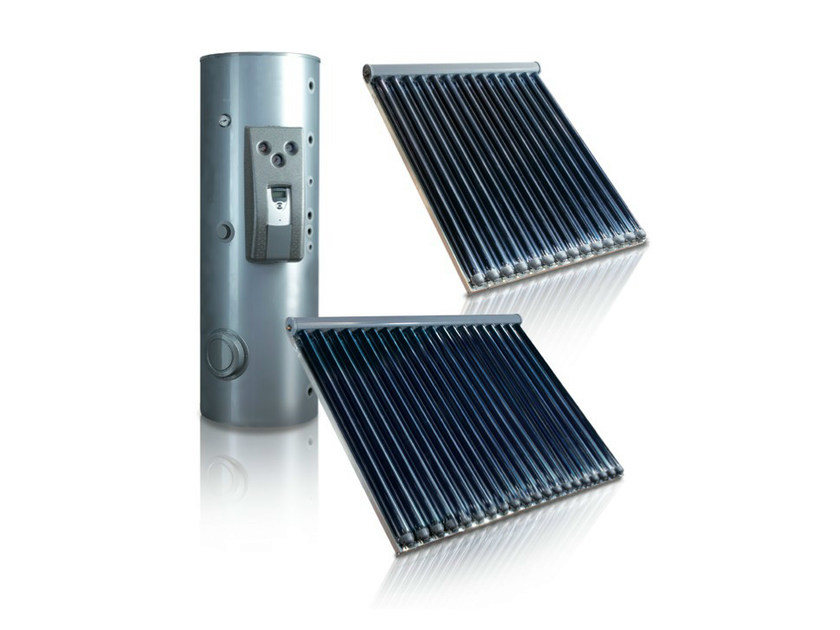 Forced circulation Solar heating system CSV R - RIELLO
