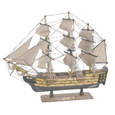 Classic style decorative object HMS VICTORY - Caroti