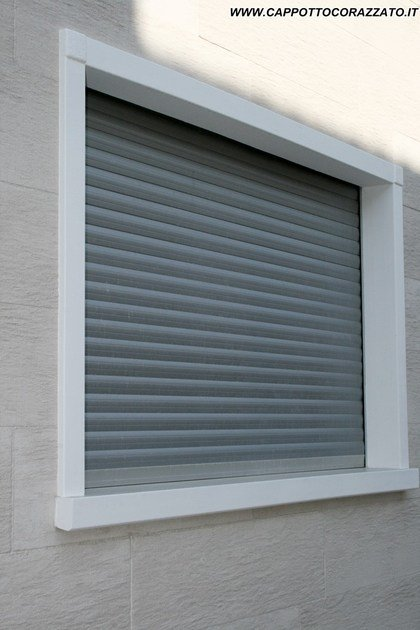 Spalletta contorno finestra per sistema a cappotto termico - Imbotti in alluminio per finestre ...