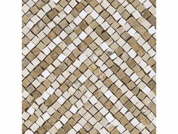 Marble mosaic SPARTA - FRIUL MOSAIC