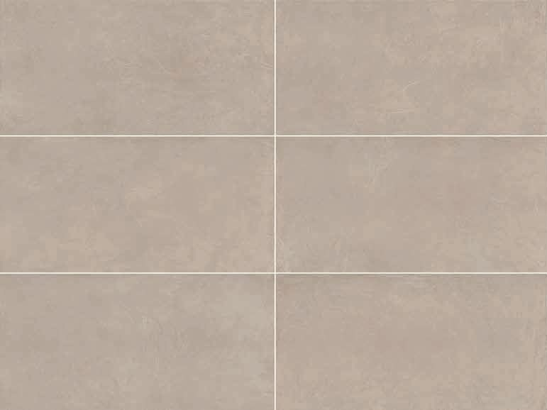 Pavimento/rivestimento in gres porcellanato a tutta massa effetto resina SPATULA Lino - Italgraniti
