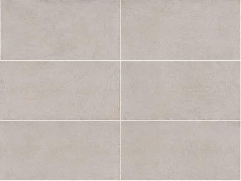Full-body porcelain stoneware wall/floor tiles with resin effect SPATULA Perla - Italgraniti