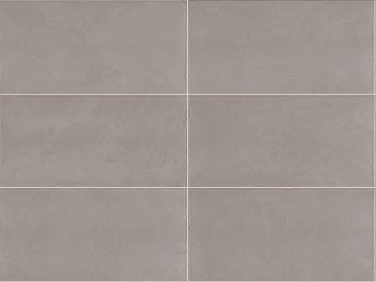 Full-body porcelain stoneware wall/floor tiles with resin effect SPATULA Polvere - Italgraniti