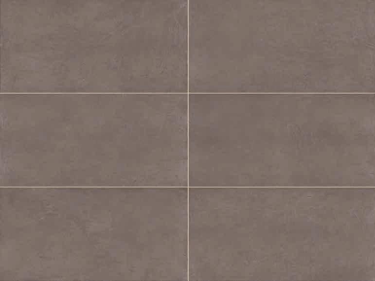 Pavimento/rivestimento in gres porcellanato a tutta massa effetto resina SPATULA Tabacco by Italgraniti