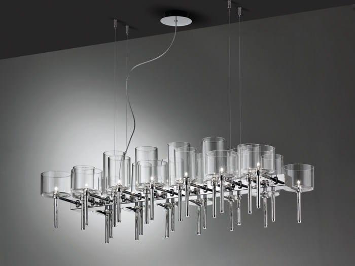 Direct light pendant lamp SPILLRAY | Pendant lamp by AXOLIGHT