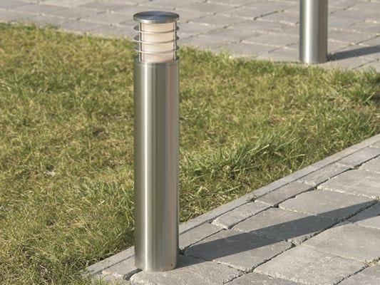 Stainless steel bollard light SPIRIT FL by BEL-LIGHTING