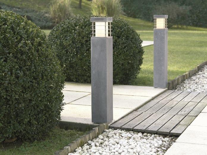 Stainless steel bollard light SPIRIT KFL by BEL-LIGHTING