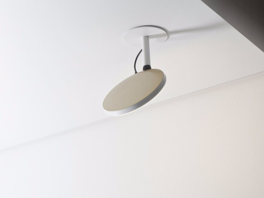 LED adjustable ceiling spotlight AVVENI PURE by Sattler