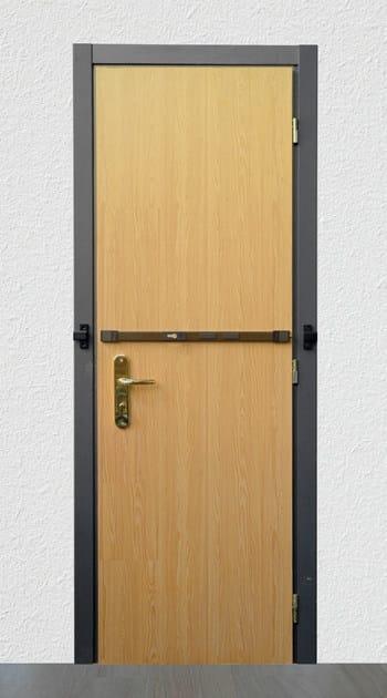 Barra per rinforzo porte e finestre spranga universale for Spranga universale per porte