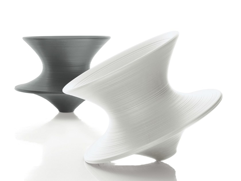 Polyethylene armchair SPUN - Magis