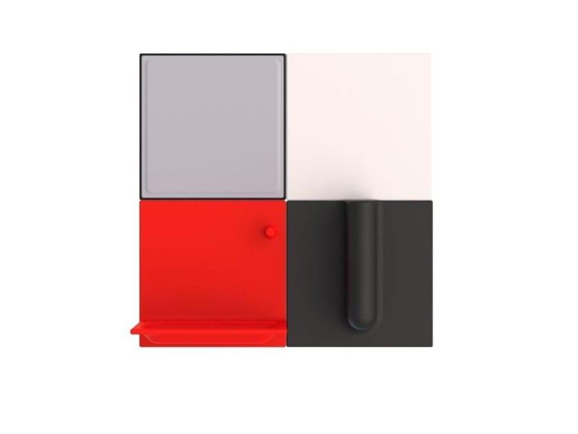 Wall shelf SQUARE by Add Plus