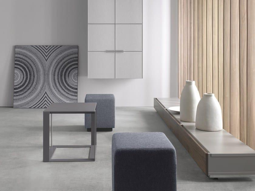 Tavolino quadrato MIXT | Tavolino quadrato - BALMA
