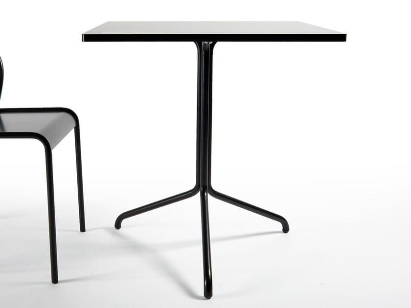 Tavolo quadrato CANNET | Tavolo quadrato - Atipico