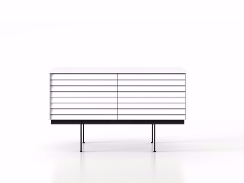 Wooden sideboard with drawers SSX212 | Wooden sideboard by Punt