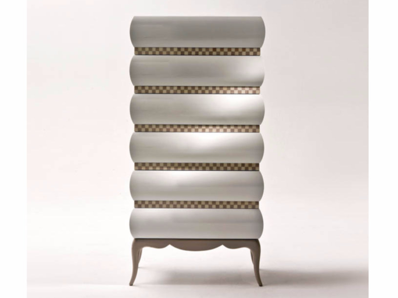 Lacquered chest of drawers ST129 | Chest of drawers - Rozzoni Mobili d'Arte