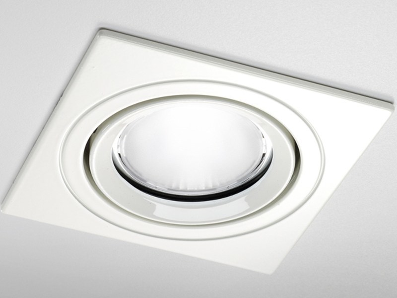 LED adjustable recessed spotlight ST85Q - PURALUCE