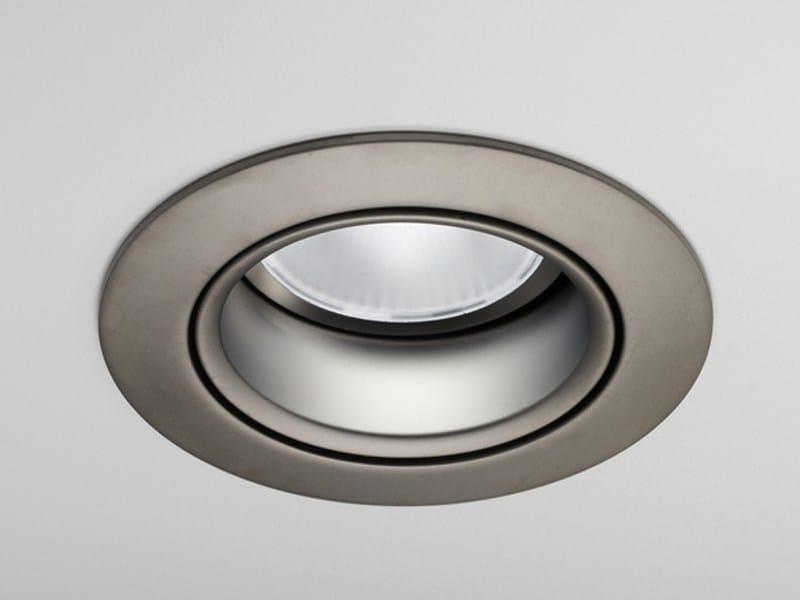 LED adjustable recessed spotlight STA 85 R by PURALUCE