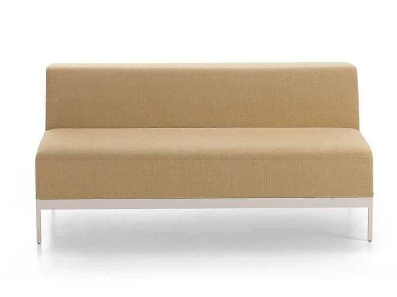 Fabric sofa STAND BY | Sofa by Emmegi