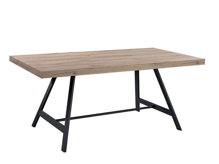 Rectangular laminate table STAND | Table - CREO Kitchens by Lube