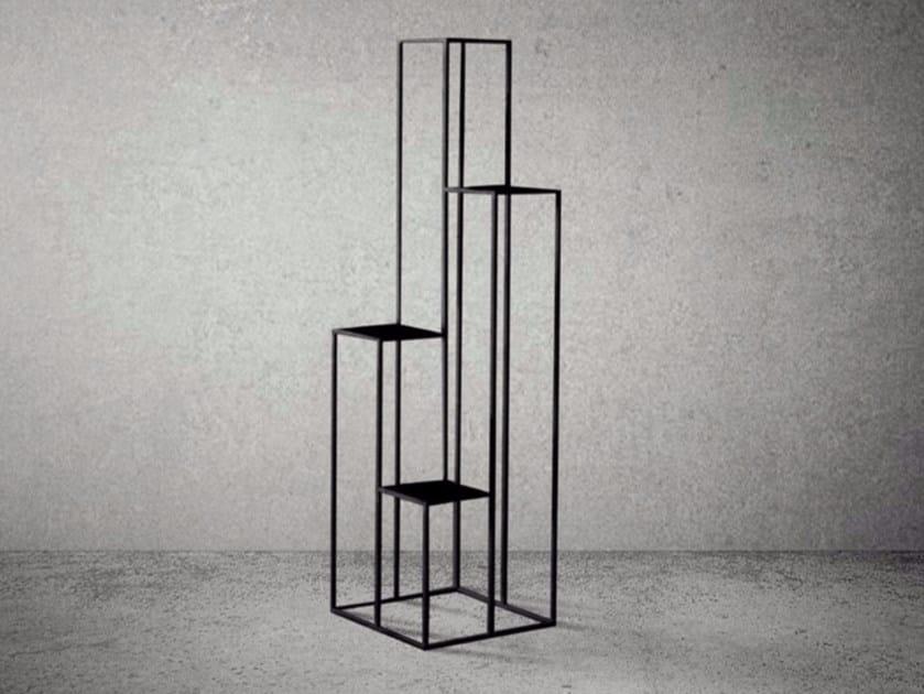 Steel pedestal STEEL FRAME | Pedestal by Baltic Promo
