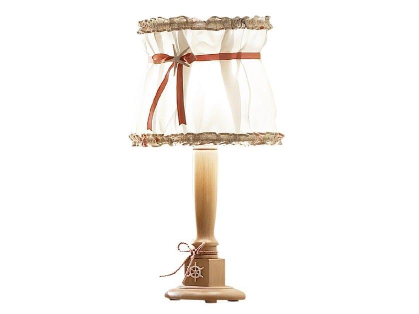 Handmade bedside lamp for children STELLA MARINA | Bedside lamp - Caroti