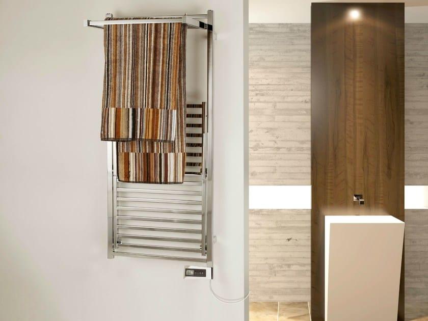 Swivel electric towel warmer STENDY ELEGANCE ELECTRIC PLUS - DELTACALOR