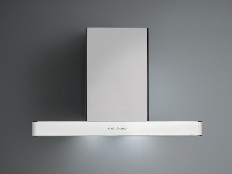 Wall-mounted stainless steel cooker hood STILO NRS by Falmec
