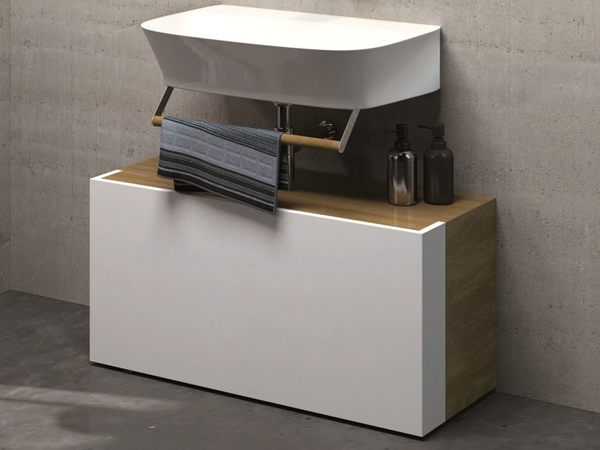 Vanity unit with drawers STIVA | Vanity unit by AZZURRA sanitari