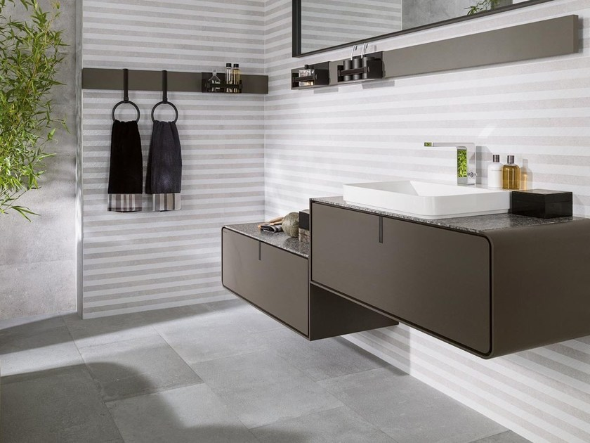 Wall floor tiles ston ker dover ston ker collection by for Porcelanosa catalogue carrelage