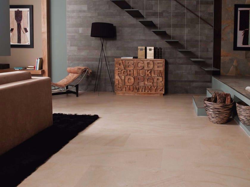 Wall/floor tiles STON-KER® - PIEDRA BORGOÑA - Porcelanosa