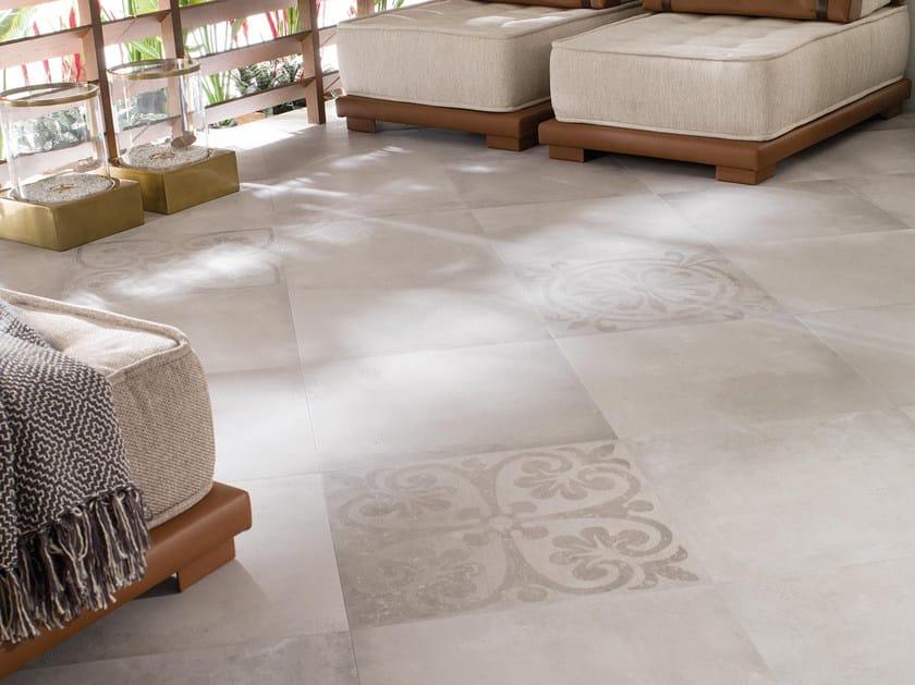Pavimento rivestimento ston ker tribeca porcelanosa for Carrelage exterieur porcelanosa