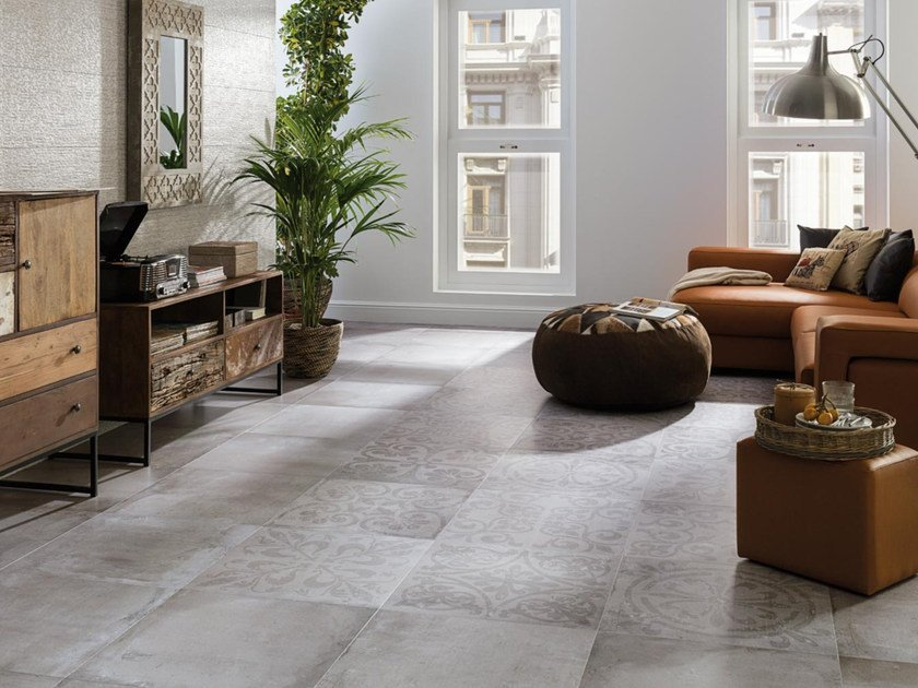Wall/floor tiles STON-KER® - TRIBECA by Porcelanosa