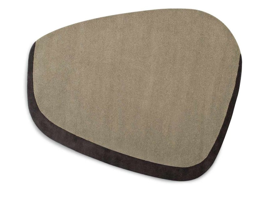 Wool rug STONE - Calligaris