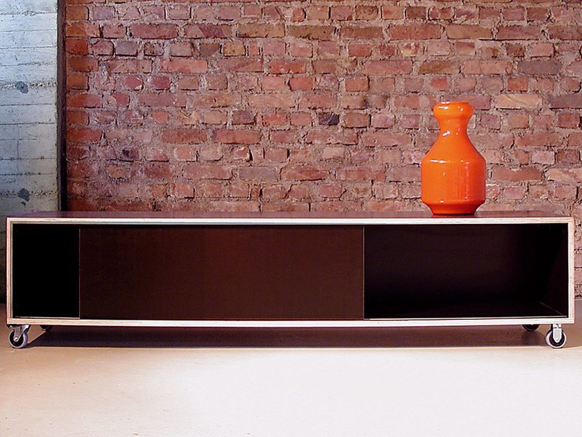 Sideboard with sliding doors STORE | Sideboard with sliding doors - MORGEN Interiors