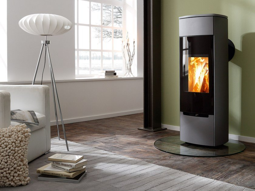 Wood-burning stove STOVO M by SPARTHERM