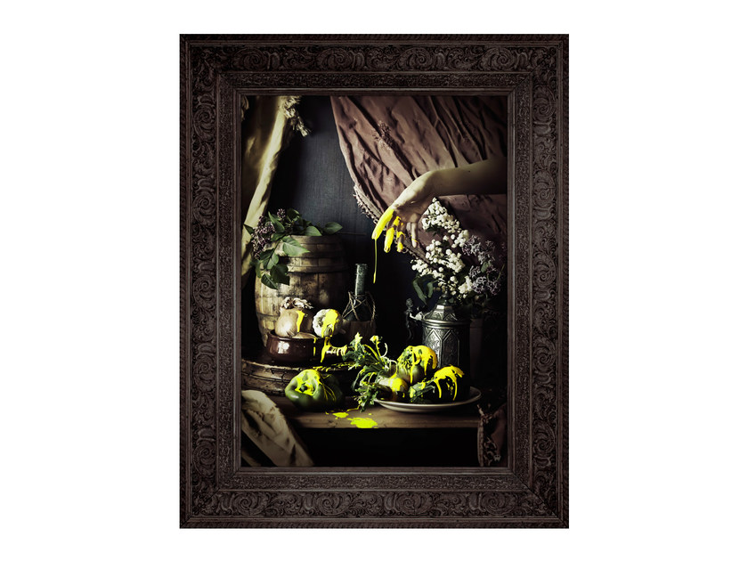 Canvas print STRANGE FRUIT - Mineheart
