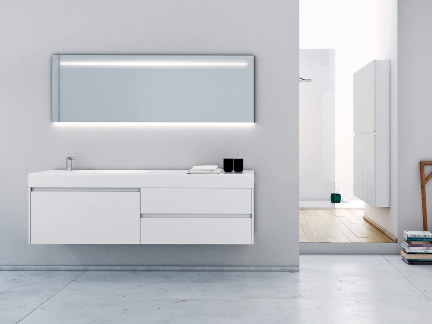 Bathroom furniture set STRATO 25 - INBANI