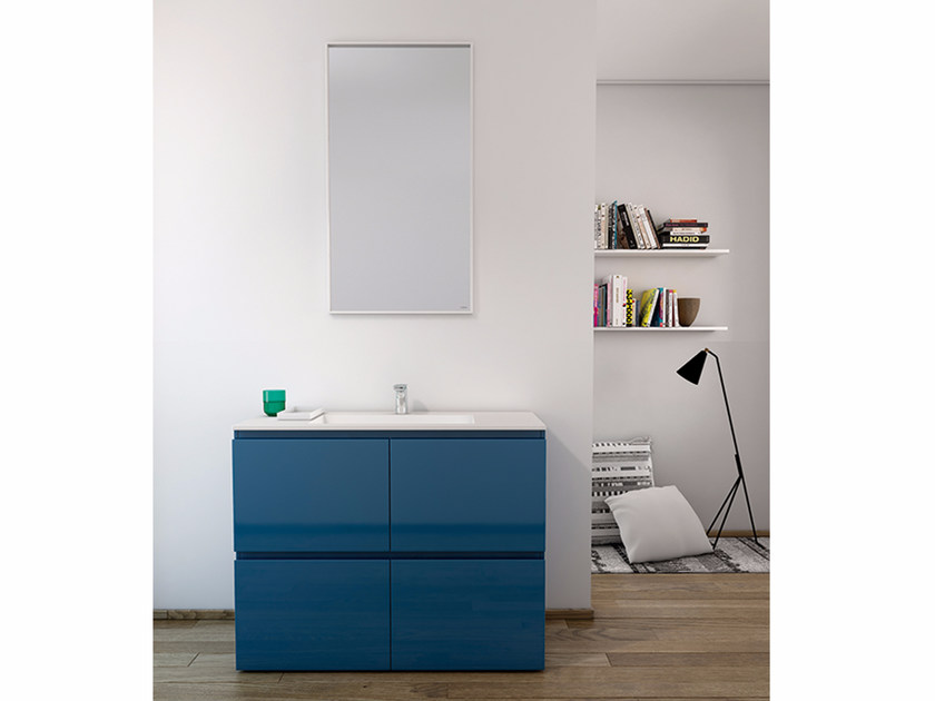 Bathroom furniture set STRATO 26 - INBANI