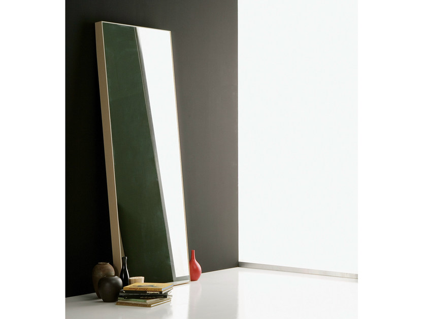Countertop framed mirror STRATO | Countertop mirror by INBANI