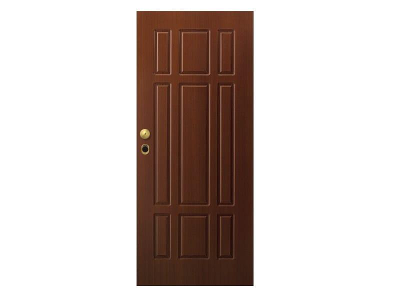 Door panel for outdoor use STRATO MOD.213 - Metalnova