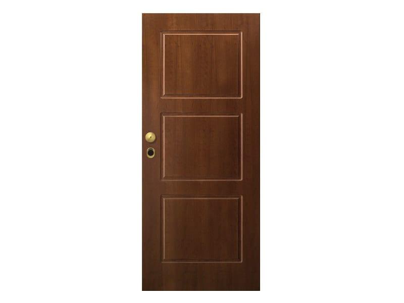 Door panel for outdoor use STRATO MOD.27 - Metalnova