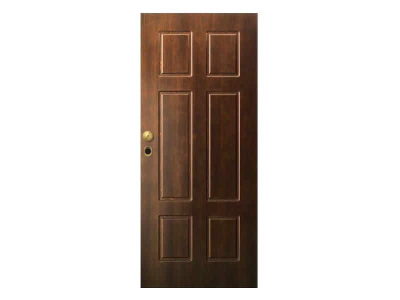 Door panel for outdoor use STRATO MOD.35 - Metalnova
