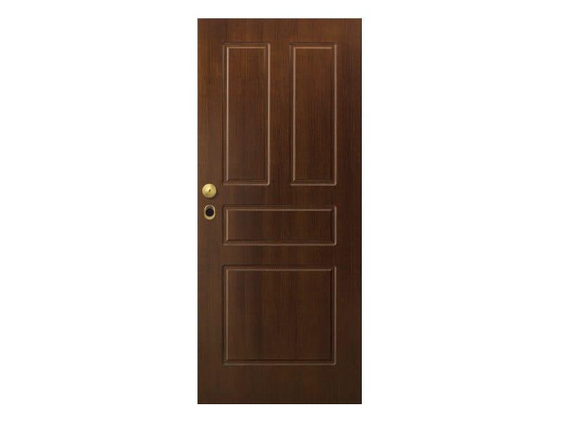 Door panel for outdoor use STRATO MOD.43 - Metalnova