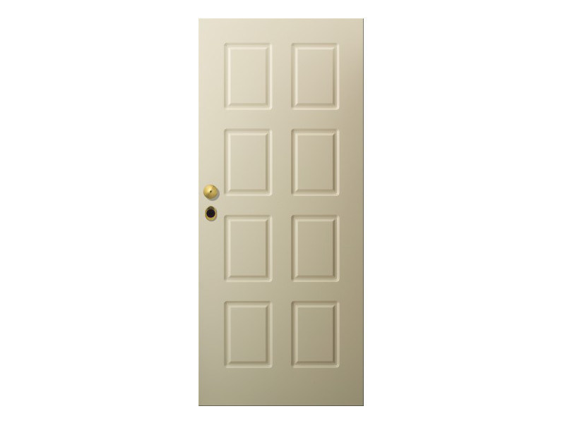 Door panel for outdoor use STRATO MOD.59 - Metalnova