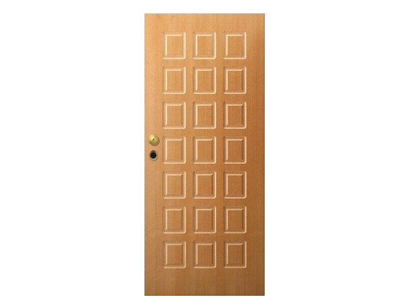 Door panel for outdoor use STRATO MOD.7 - Metalnova
